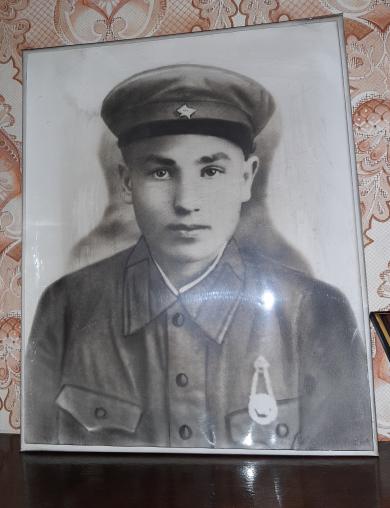 Воронов Иван Афанасьевич