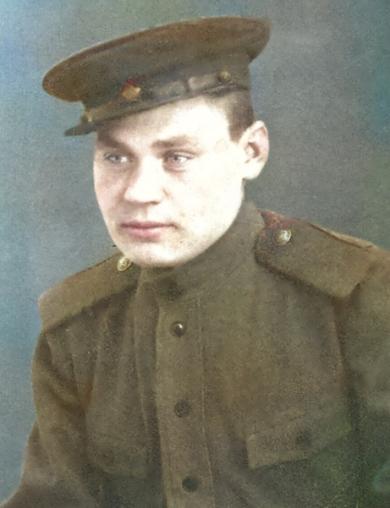 Сажнев Петр Константинович