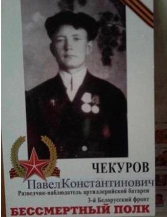 Чекуров Павел Константинович