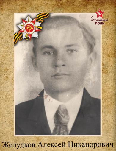 Желудков Алексей Никанорович