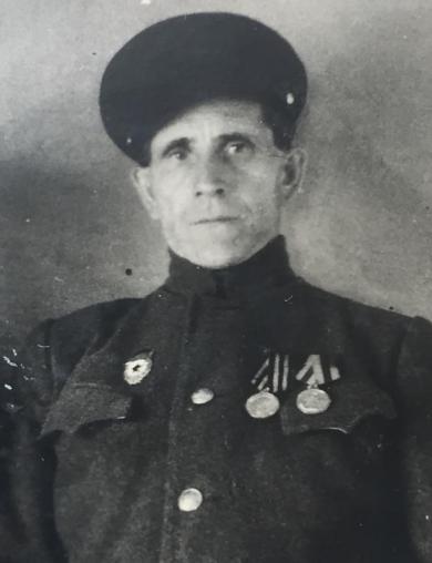 Наумов Петр Евдокимович