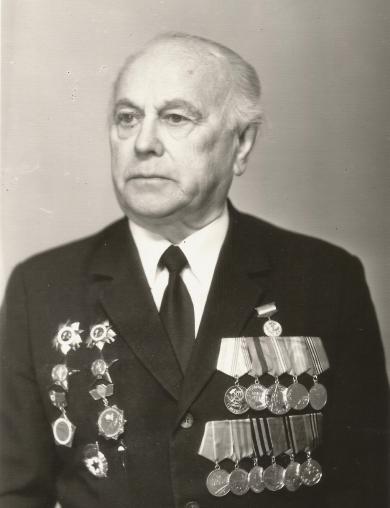Сучков Иван Алексеевич