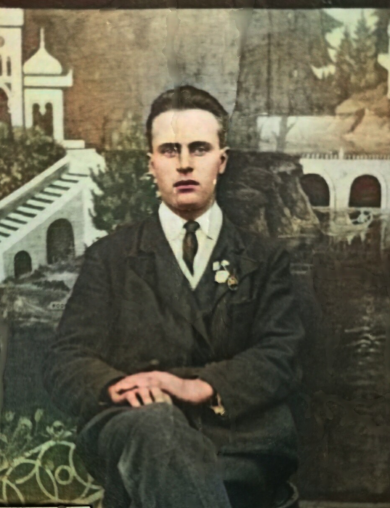 Жданов Алексей Федорович
