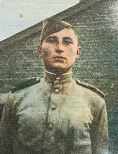 Петров Иван Акимович