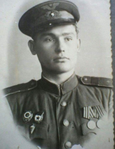 Хлопушин Виктор Васильевич