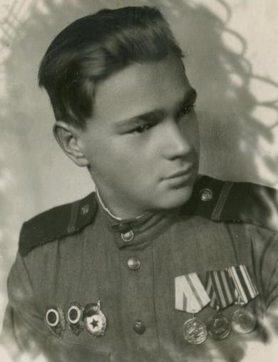 Юдин Валентин Михайлович