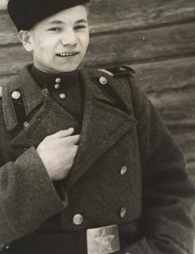 Баринов Николай Андреевич