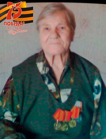 Гусарова Нина Павловна
