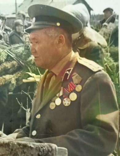 Дусбергенов Изим Сатбалдеевич