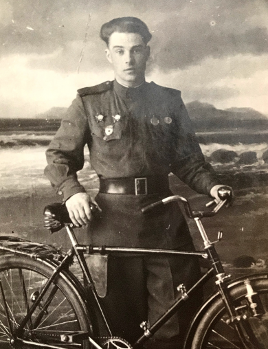 Сафонов Иван Петрович