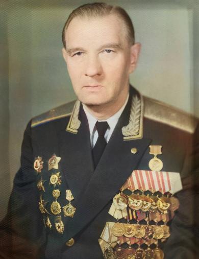 Воронов Александр Владимирович