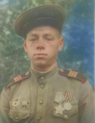 Семёнов Сергей Фёдорович
