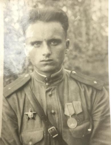 Небензя Алексей Андреевич