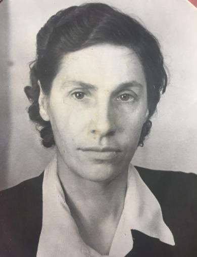 Сорвихина Агриппина Петровна