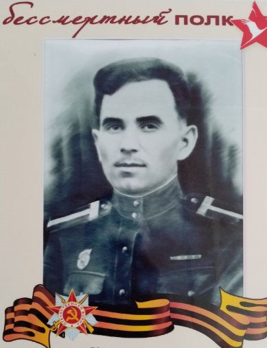 Севрюков Георгий Моисеевич