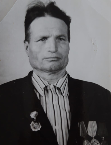 Черников Николай Семёнович