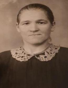 Клёньшина Мария Фёдоровна