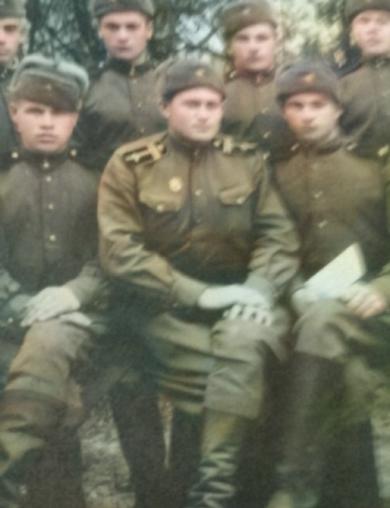 Мухамедов Валий Галиевич