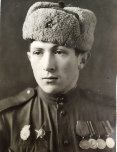 Лахов Борис Иванович