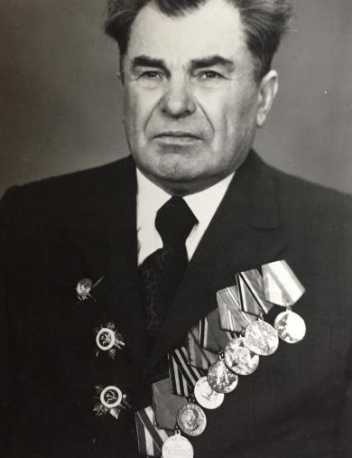 Жданов Михаил Иванович