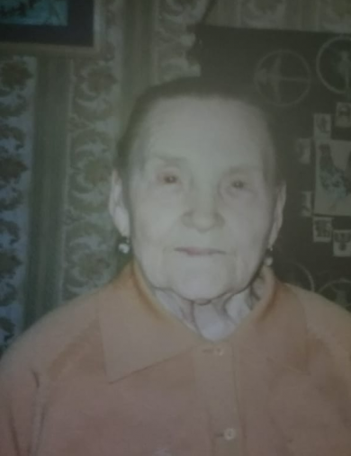 Винокурова Мария Федоровна
