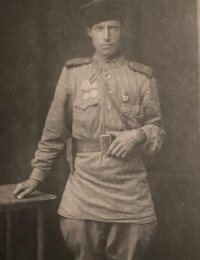 Шмелев Тимофей Матвеевич