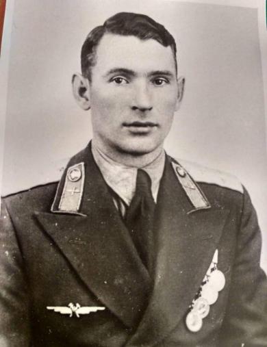 Савкин Пётр Васильевич