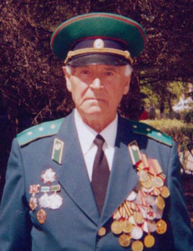 Якутёнок Сергей Никифорович