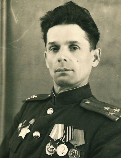 Рыбкин Михаил Дмитриевич