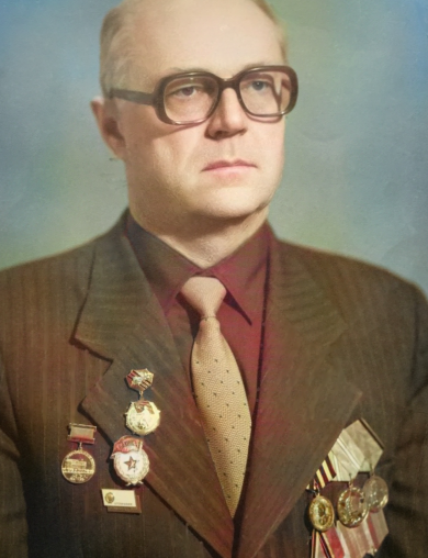Вишневский Эдуард Феодосиевич