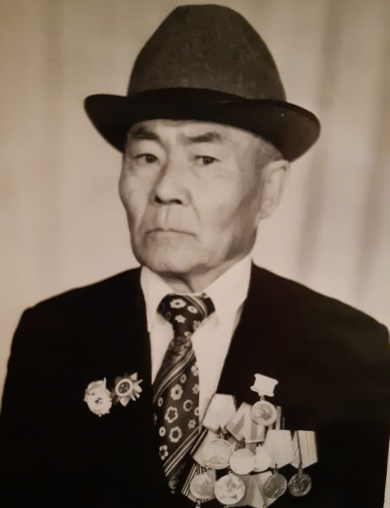 Ералиев Абдул Кадырович