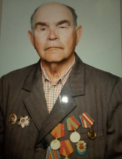 Цыплухин Василий Степанович