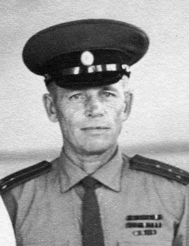 Шибаев Василий Иванович