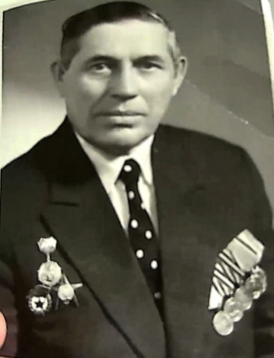 Попов Иван Михайлович