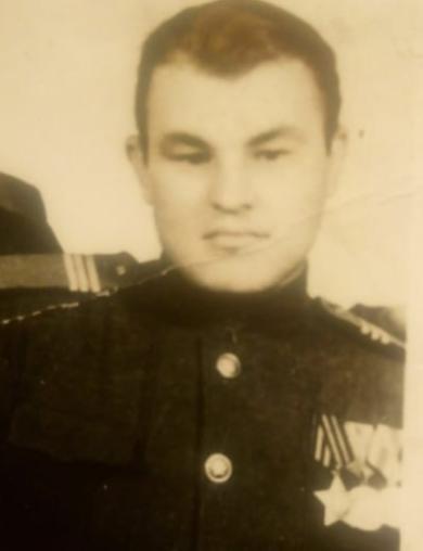 Новиков Василий Максимович