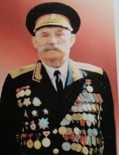 Луцев Николай Иванович