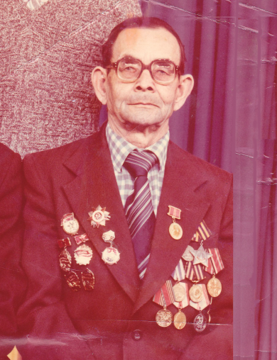 Юсупов Муты Ризванович