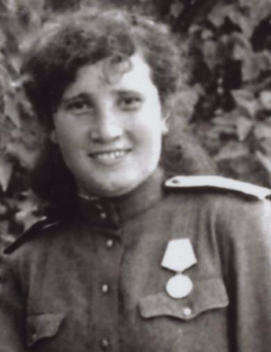 Бондаренко Надежда Алексеевна