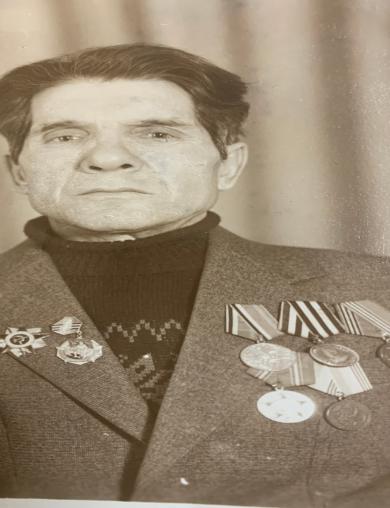 Гаргаев Николай Ермилович