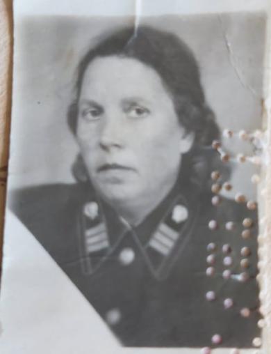 Филюкова (Воронина-Родионова) Елизавета Николаевна