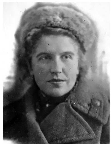 Логунова  (Орлова девичья фамилия) Александра Сергеевна