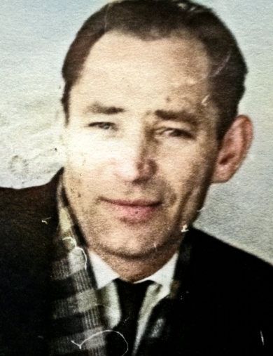 Репин Петр Федорович