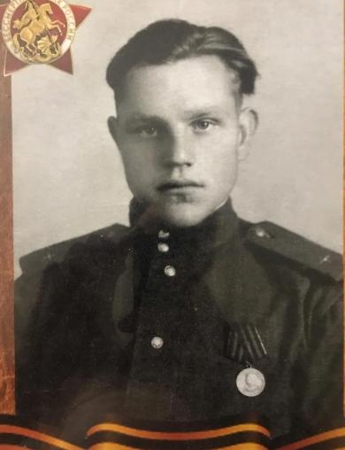 Швецов Иван Васильевич