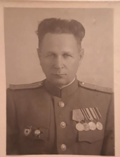 Чанышев Исхак Кагарманович