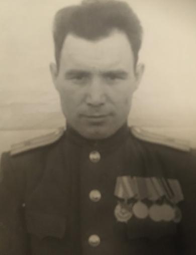 Игнатов Борис Алексеевич