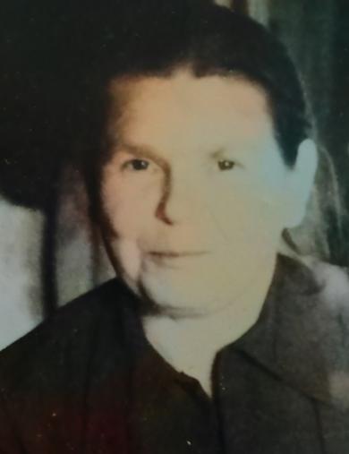 Конькова(Коннонова) Прасковья Николаевна