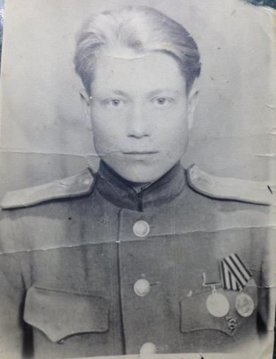Якунин Владимир Семенович