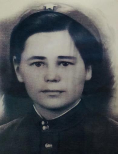Буракова Мария Васильевна