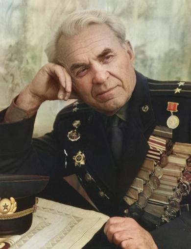 Хренов Василий Мефодьевич