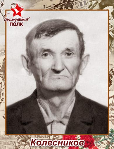 Колесников Афанасий Федорович